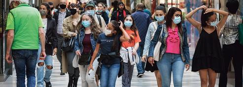 Covid-19: l'immunité collective encore très loin d'être atteinte