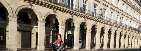 Paris à vélo: rive-droite, rive-gauche