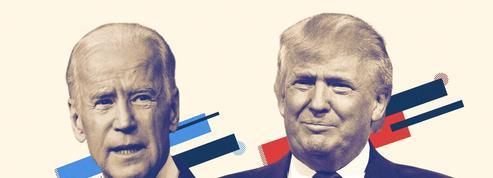 Présidentielle américaine: le matchDonald Trump vs. JoeBiden dans les sondages