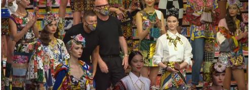 Dolce&Gabbana: un patchwork de la Sicile