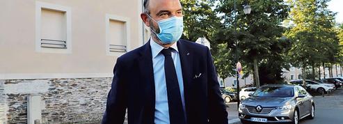 Face à la reprise de l'épidémie, Édouard Philippe partage son expérience