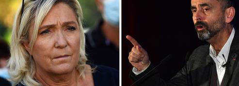 Rififi entre Robert Ménard et Marine Le Pen