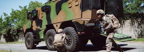 L'armée française face au défi énergétique