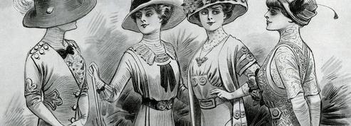 Le temps où la jupe entravait les femmes