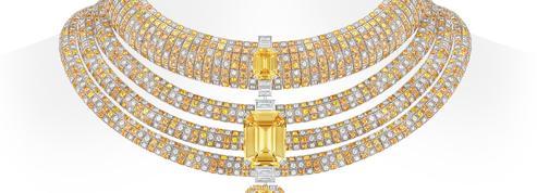 Haute joaillerie: l'odyssée spatiale de Louis Vuitton