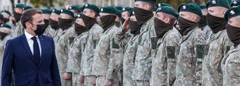 Dans les Républiques baltes, ces soldats de l'Otan en première ligne face à la menace russe