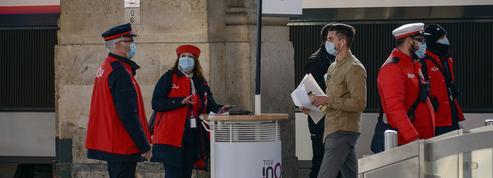 Une polémique Covid sans suites à la SNCF