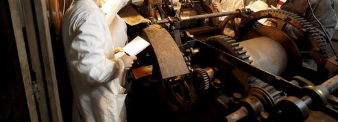 Course contre la montre pour reconstruire l'horloge de Notre-Dame