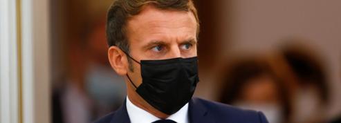 Sondage: forte rechute pour Emmanuel Macron