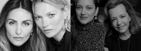 Rencontre avec Kate Moss et Marion Cotillard, créatrices de joaillerie