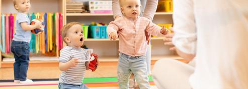 Covid-19: les enfants gardés en crèche ne diffusent pas le virus