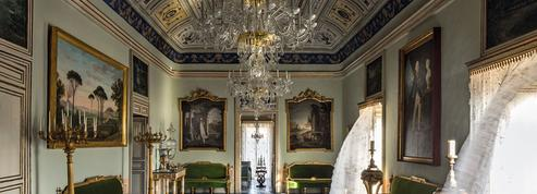 Décadence et grandeur d'un palais sicilien