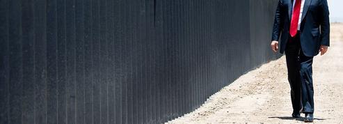 Frontière mexicaine: où en est le mur de Trump?