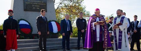 À Sébastopol, l'hommage russe aux soldats de Napoléon III tombés en Crimée