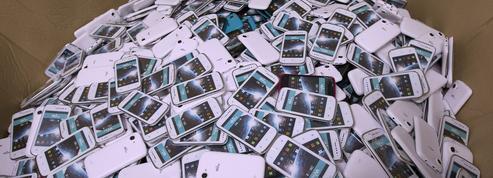 Les opérateurs télécoms àl'attaque du marché des smartphones reconditionnés