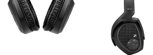 Essai : le casque audio Sennheiser RS 175