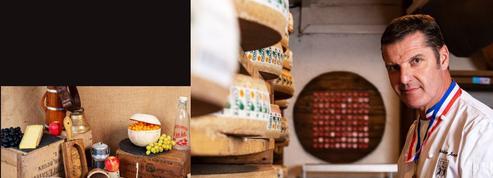 Les conseils d'un Meilleur Ouvrier de France : préparer un buffet de fromages