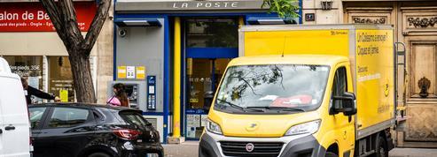 La Poste fragilisée par la chute accélérée du courrier