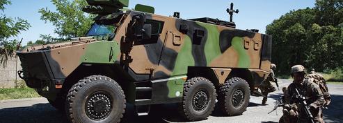 Avec les Griffon et Scorpion, l'armée veut moderniser le combat terrestre