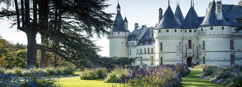 Les fleuristes réinventent le château de Chaumont-sur-Loire