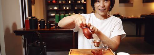 Lyne Wang, l'impératrice du thé