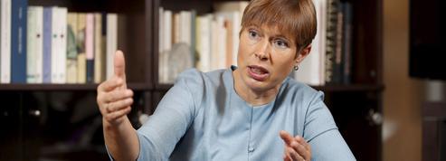 La présidente de l'Estonie brigue la direction de l'OCDE