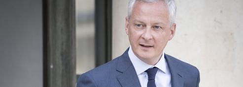 Bruno Le Maire, un ministre dans le marigot de Suez