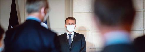 Couvre-feu: comment le président Macron s'est rallié à la «ligne Véran»