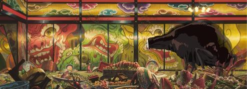 Aubusson noue le fil avec Miyazaki