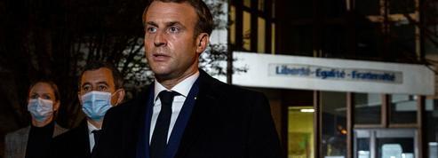 Macron promet des «actions concrètes» rapides et renforce la sécurité des établissements scolaires à la rentrée