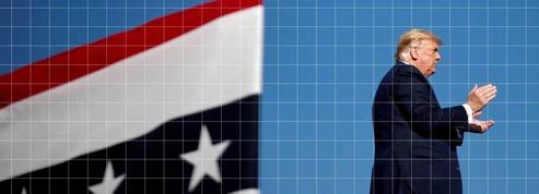 Les États républicains disproportionnellement frappés par le Covid-19