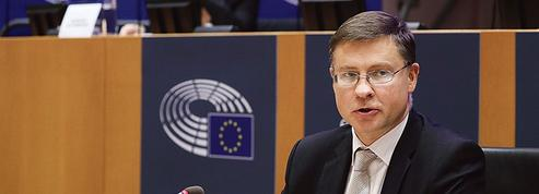 Les sombres prévisions économiques de Valdis Dombrovskis