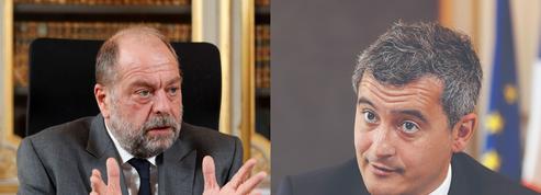 Le couple Gérald Darmanin-Éric Dupond-Moretti à l'épreuve de la crise
