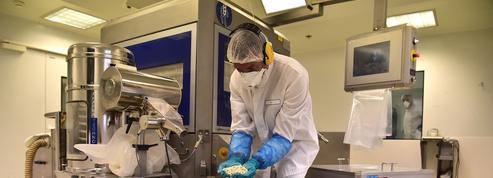 Pharma: les labos français s'engagent à relocaliser