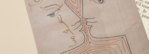Jean Cocteau, un trait en or