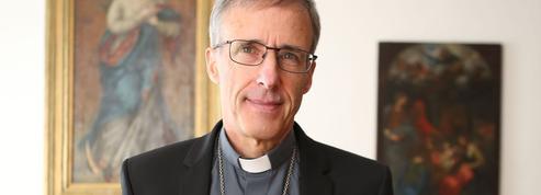 Mgr Olivier de Germay, primat des Gaules