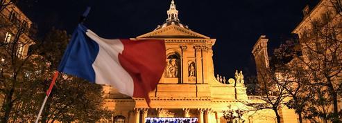 Guillaume Tabard: «Hommage à Samuel Paty, de la République à la nation»