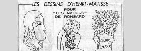 Matisse au Figaro :«Mon dessin est la traduction la plus pure de mon émotion»