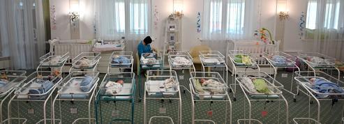 GPA en Ukraine: le business des bébés