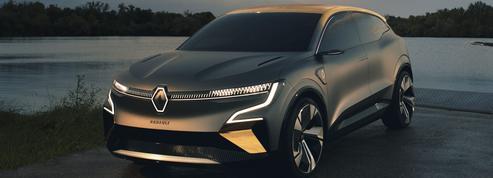 Renault Mégane e-Vision, la prochaine Mégane sera électrique