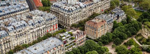Où se trouvent les logements les plus silencieux à Paris?