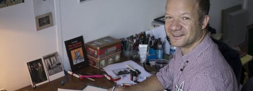 Mathieu Sapin, l'alliance de la BD et de la politique