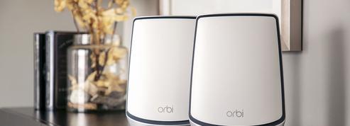 Netgear Orbi Wifi 6, un wifi solide pour tous en toute sécurité