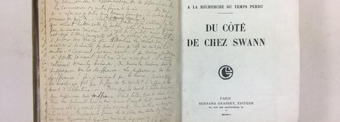 La BnF souhaite acquérir une édition originale de Marcel Proust