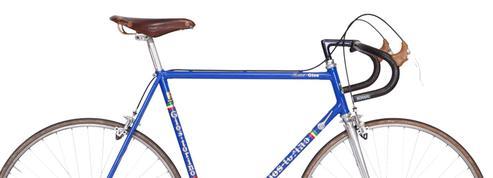 Les vélos de course vintage