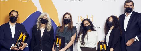 La maison Veuve Clicquot prime l'audace et l'entrepreneuriat «inspirant» au féminin