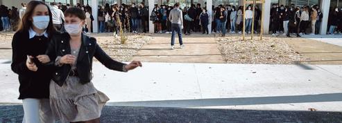 Covid-19: les lycées tentent de s'adapter aux cours à distance