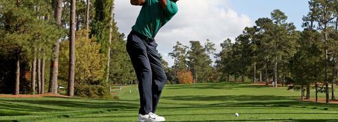 Golf: au Masters, Tiger Woods face à sa légende