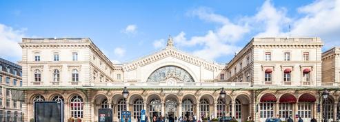 Bertrand de Saint-Vincent: «Des trains qui partent»
