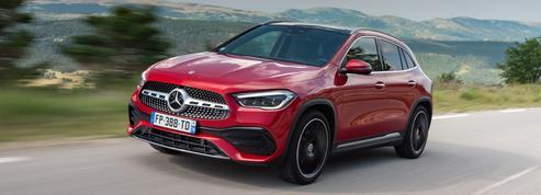Mercedes GLA 200, bien dans sa peau